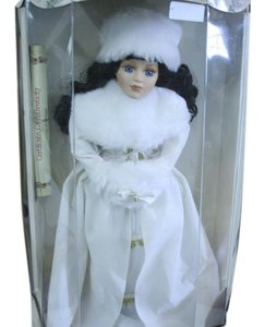 Collector's Choice Genuine Bisque Porcelain Doll Vintage Genuine Porcelain Bisque Doll