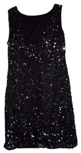 Patra Beaded Short Dress