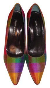 Sesto Meucci Multi Color Pumps