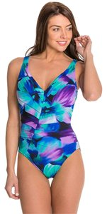 Miraclesuit Magicsuit by Miraclesuit Eden Charlize One Piece Swimsuit size 10