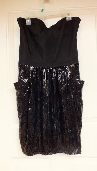 Pure Sugar Sequins Pockets New Years Eve Dress