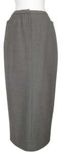 Ralph Lauren Maxi Skirt Black/Grey