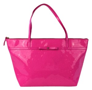 Kate Spade Tote in Bright Pink