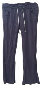 Roxy Beachy Boho Relaxed Pants bluish gray