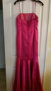 Watters & Watters Bridal Magenta / Pink Dress