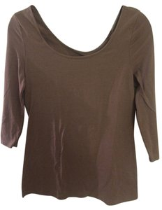 Old Navy T Shirt tan, brown