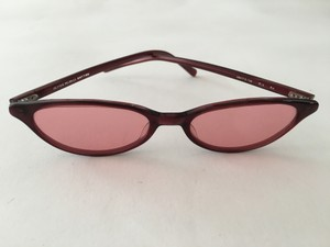 Oliver Peoples Olivers People red sunglasses