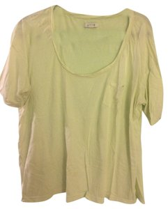 Aerie T Shirt lime green