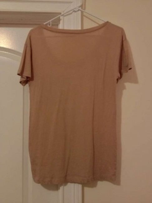 Madewell Sequins T Shirt Taupe