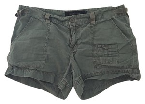 Calvin Klein Summer Pretty Cargo Shorts olive green