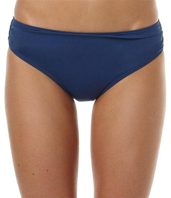 Preload https://img-static.tradesy.com/item/15824389/jeans-blue-contours-ruched-front-seperate-pant-bikini-bottom-size-8-m-0-1-650-650.jpg