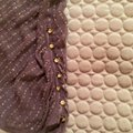 Twelfth St. by Cynthia Vincent Light Purple Street with Beads Sheer Blouse Size 4 (S) Twelfth St. by Cynthia Vincent Light Purple Street with Beads Sheer Blouse Size 4 (S) Image 5