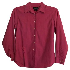 Lands' End Top fuchsia