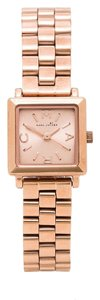 Marc by Marc Jacobs Marc by Marc Jacobs Rose Gold Watch Square Dial Bracelet