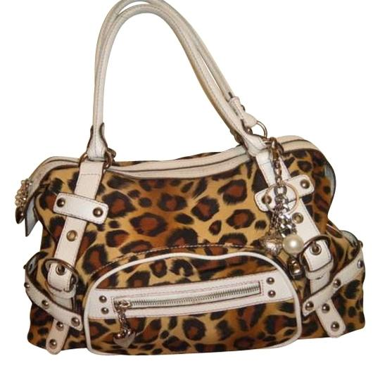Preload https://item4.tradesy.com/images/kathy-van-zeeland-adorable-purse-ike-new-leopard-and-leather-satchel-158258-0-0.jpg?width=440&height=440