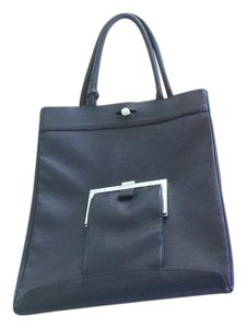perrin Unique Stylish Tote in Grey