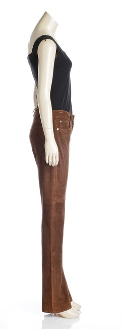 Ralph Lauren Straight Pants Brown