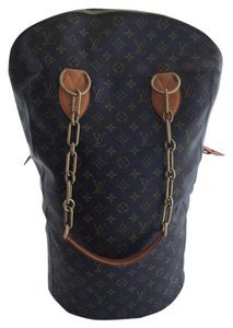 Louis Vuitton Lv Brown Shoulder Bag