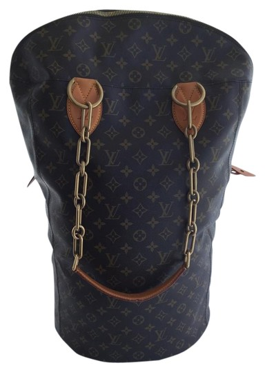 Louis Vuitton Lv Brown Lagerfeld Shoulder Bag