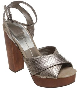 Dolce Vita Pewter Sandals