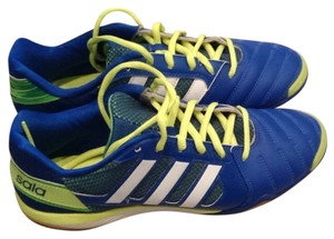 Adidas Blue Yellow White Athletic