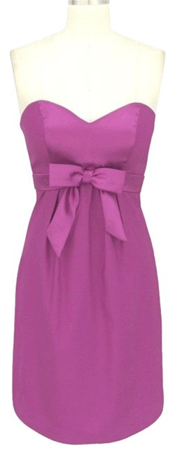 Preload https://item5.tradesy.com/images/purple-satin-sweetheart-bow-cocktail-knee-length-formal-dress-size-16-xl-plus-0x-158284-0-4.jpg?width=400&height=650