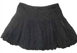 Hazel Mini Skirt Black