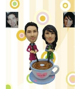 Custom Cake Toppers With Special Themes