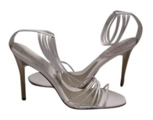 BCBGMAXAZRIA Heels Sandals Date Night Night Out Formal Evening White Pumps