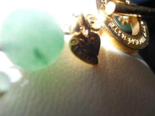 Other Carolee simulated jade prosperity necklace