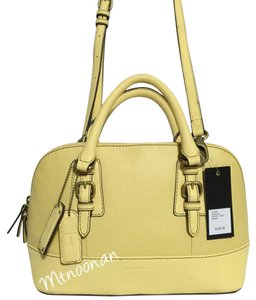 Tignanello Satchel in Canary Yellow