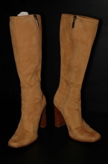Candie's Brown Tan Boots