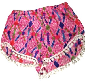 Other Shorts Pink Multi