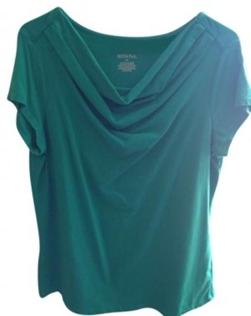 Preload https://item4.tradesy.com/images/merona-green-tee-shirt-size-14-l-158353-0-0.jpg?width=400&height=650