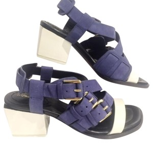 3.1 Phillip Lim Navy/white Sandals