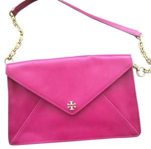 Tory Burch Fuschia Clutch