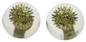 Chanel [ENTERPRISE]Sun Clip On Earrings CEGR07