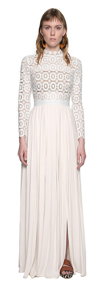Magnificent Gown Fabric Crossword Embellishment - Wedding Dresses ...