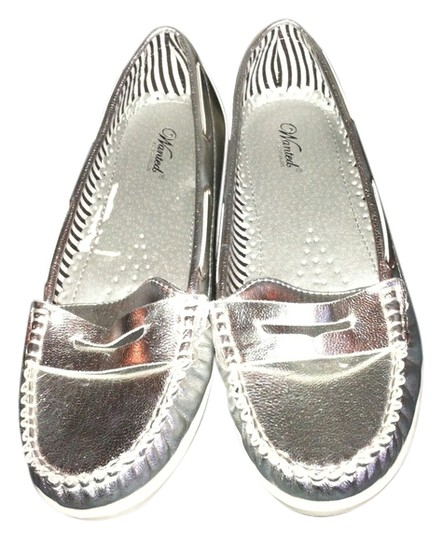 Wanted Silver Flats