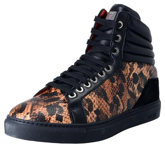 Preload https://img-static.tradesy.com/item/15837475/mcm-jaguar-black-visetos-women-s-hi-top-fashion-sneakers-sneakers-size-us-6-regular-m-b-0-1-540-540.jpg
