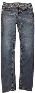 Big Star Skinny Jeans-Medium Wash