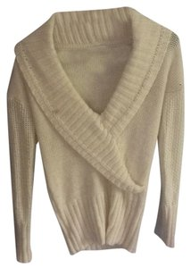 Ann Taylor Ivory Sweater
