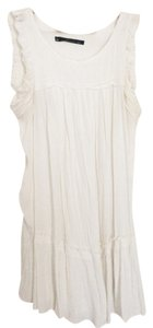 Patterson J. Kincaid short dress white Shift on Tradesy