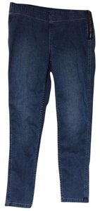 CAbi Straightleg Anklelength Skinny Jeans-Medium Wash