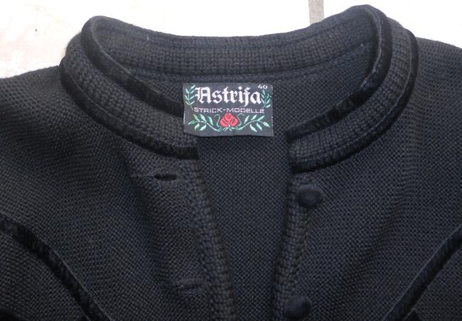 Astrifa Stick-Modelle black Jacket