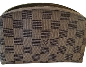 Louis Vuitton Cosmetic Pouch Leather