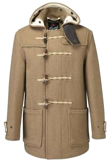 Gloverall Cold Jacket New Gifts For Him Men's Pea Coat