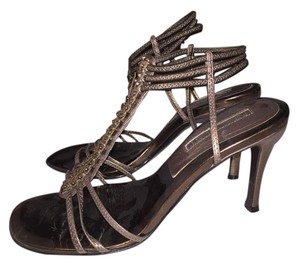 Nine West Copper Sandals