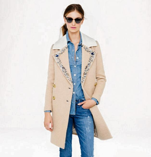 J.Crew Limited Edition Pea Coat
