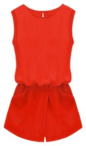 Romper Jumpsuit Casual Dress